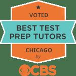 2018 Best Tutors CBS Chicago Academic Crest