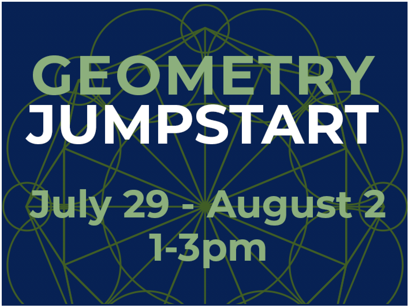 Geometry-Jumpstart-Course-1