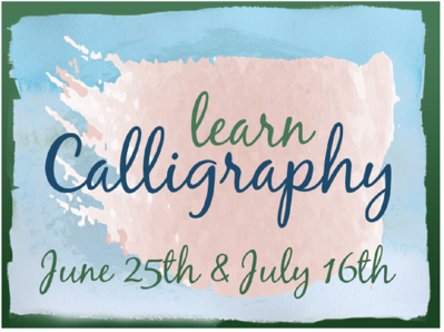 Learn-Calligraphy-Summer-Course